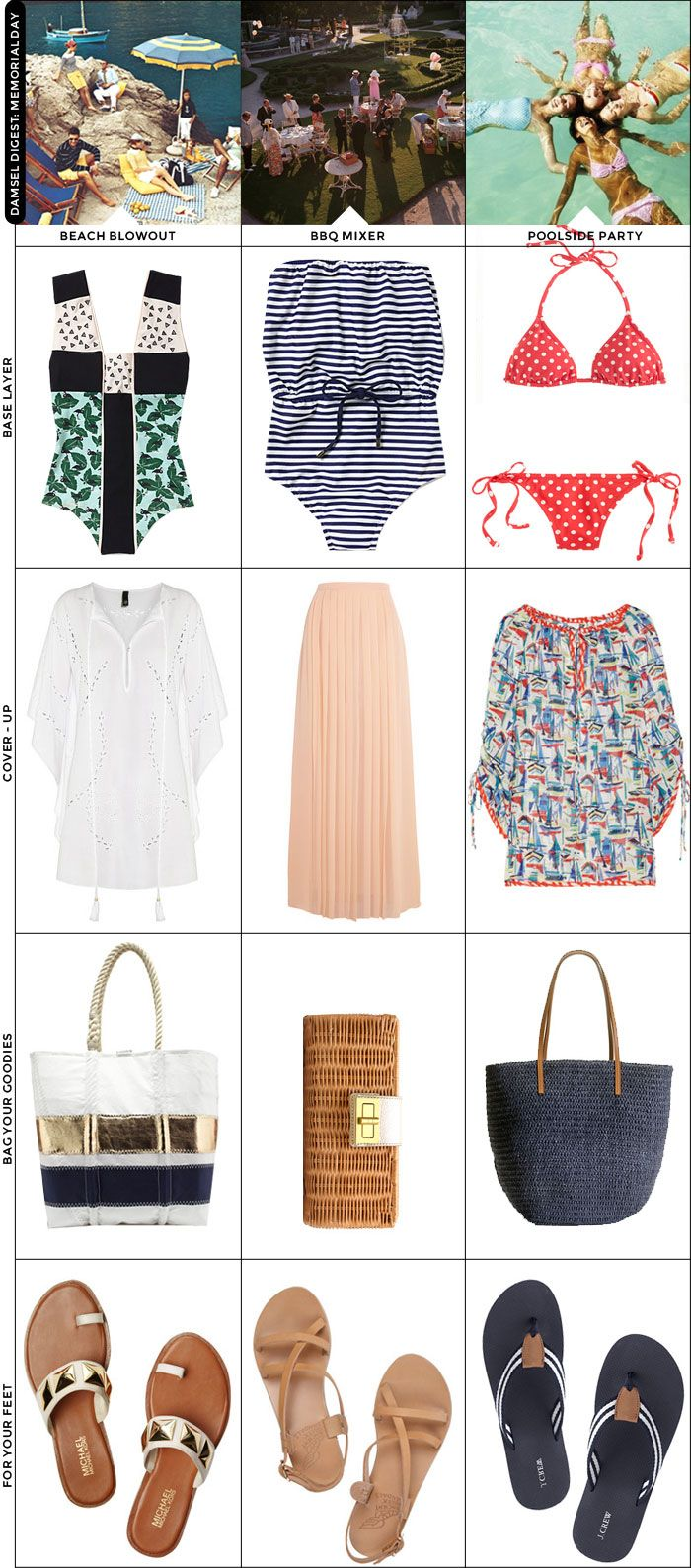 Memorial Day Style Guide