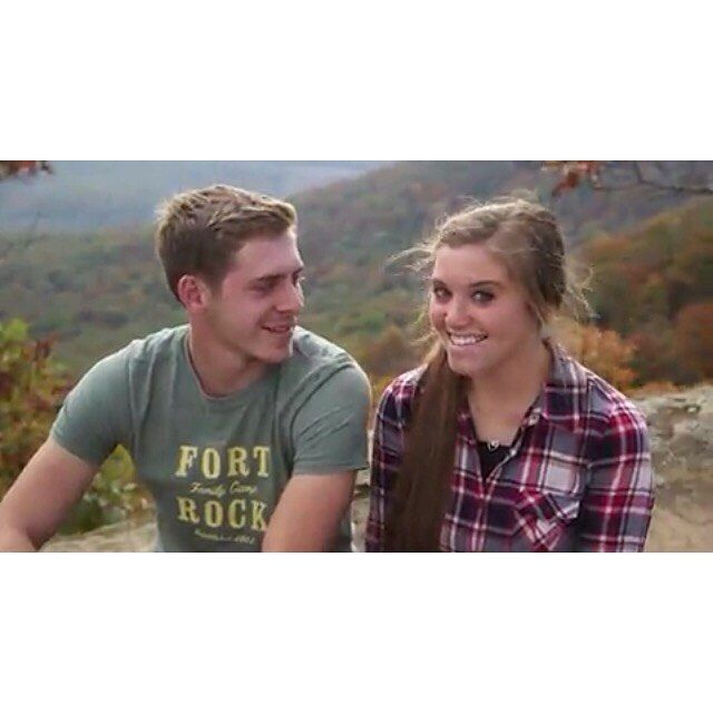 Joy-Anna just announced she is an a courtship with an amazing guy named Austin!