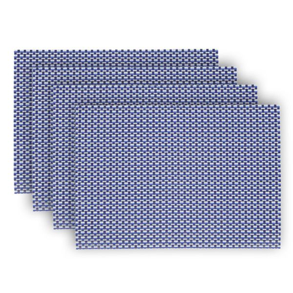This Item Has Now Been Discontinued So Is Only Available Whilst Stocks Last Practical And Durable The Denby Imperi Blue Placemats Placemats Unique Home Decor