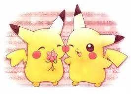 Resultado de imagen de pikachu kawaii love | Fotos De Pokemon ...