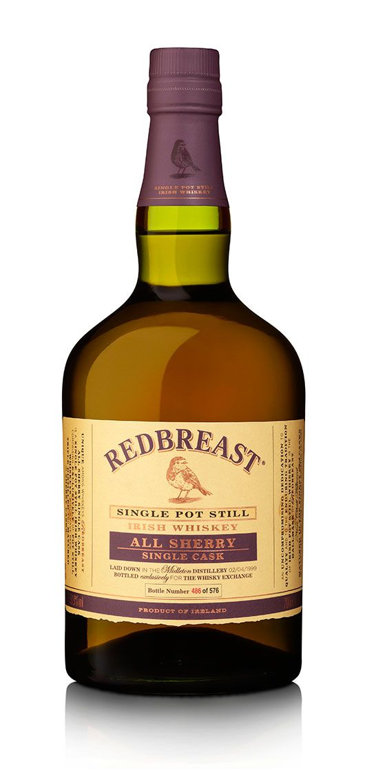 Redbreast Irish Whiskey Unveils First Ever Single Cask Release