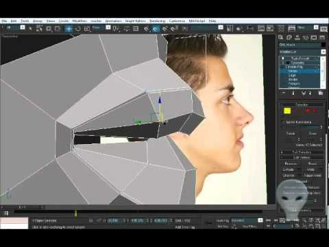 http://www.pinterest.com/kharizmatov/animation/  Head Modelling Part 1: Mouth Modelling