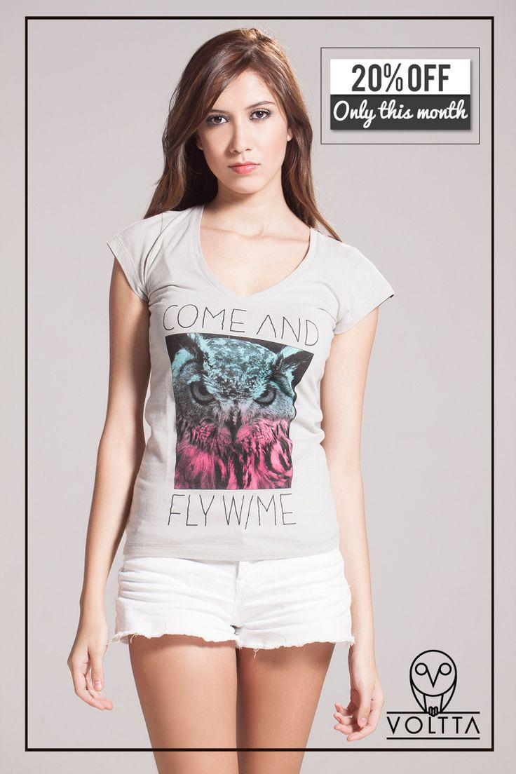 Come and fly with me!! #Voltta. Visita www.voltta.com.co