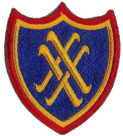 XX U. S. ARMY CORPS