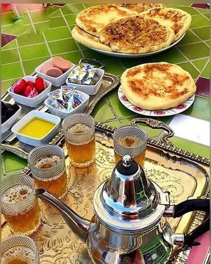 #Breakfast in #Morocco is too good and #delicious. #GoodMorning Everyone :)    #Moroccanfood #Peace #Holidays #Travelling #Moroccotravel #Tourist #UK #ViriksonMoroccoHolidays #CheapMoroccoHolidays