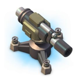 Boom Beach Boom Cannon