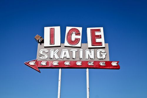 Ontario Ice Skating Center-been there!