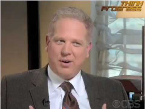 Katie Couric puts the boots to racist pig Glenn Beck on his refusal to define 'white culture'
