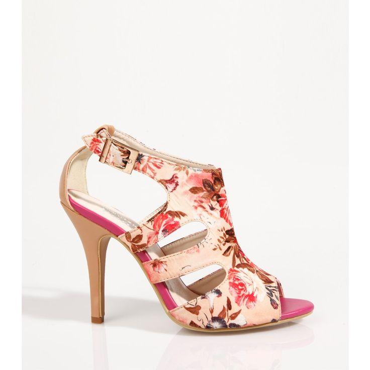 Sandales bottines imprimées  VENCA