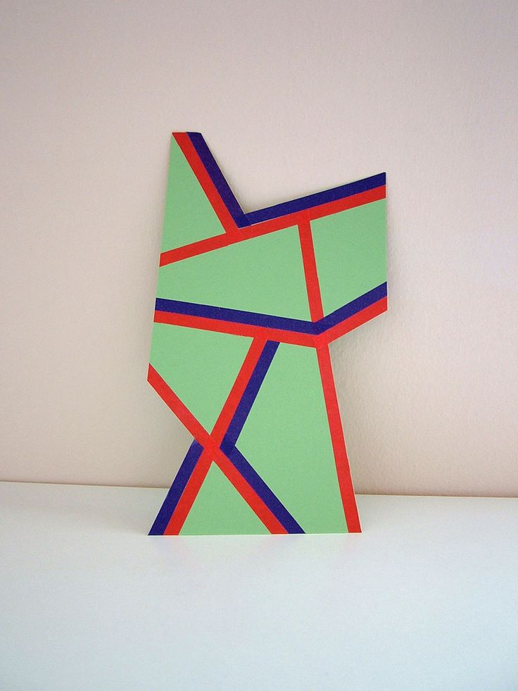 A series of paper/tape/scissors explorations of form. Crafted by Christos Tsoleridis.