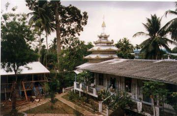 Dhamma Joti Vipassana Meditation Centre, Myanmar