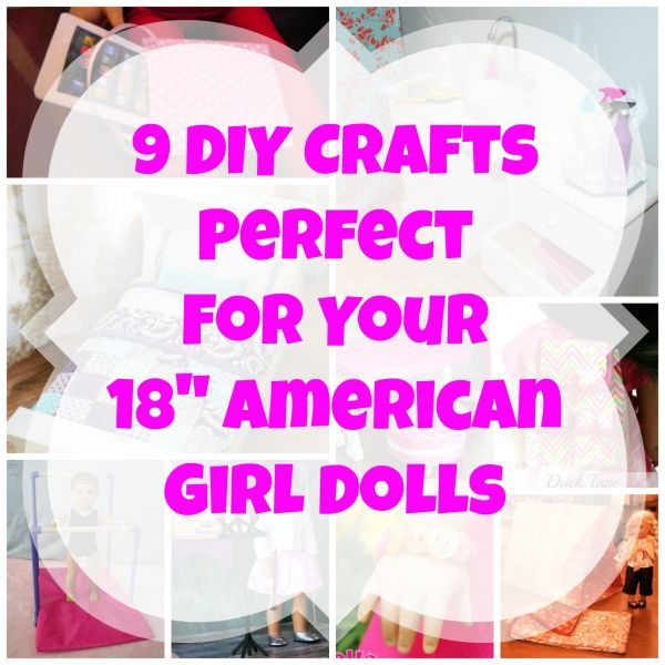 Craft Gossip featured our doll bathroom in this post!  Thank you Craft Gossip!