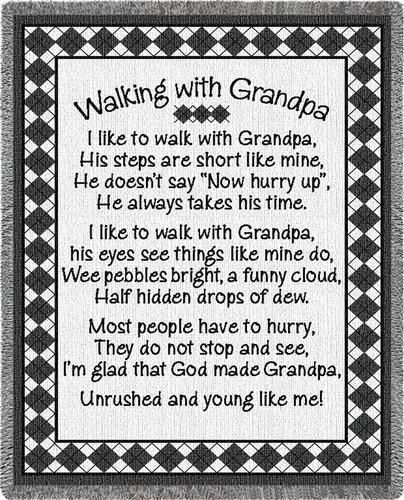 Grandpa Fathers day poem