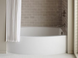 17 best images about small bathroom ideas on pinterest for Normal bathtub size