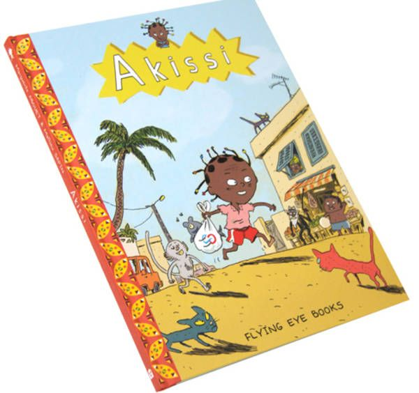 Akissi: kids' comic about a mischievous girl in Cote D'Ivoire - Boing Boing