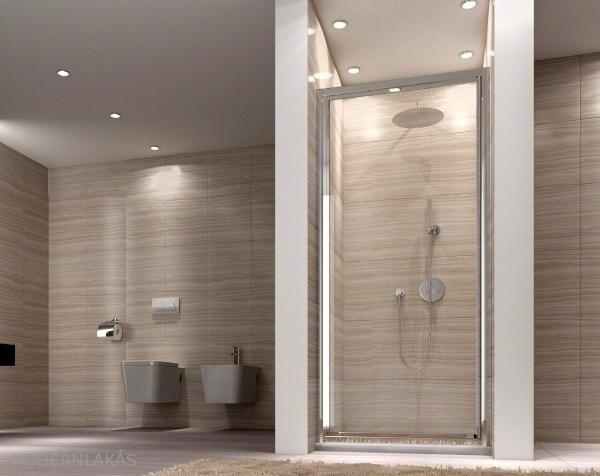 Zuhanyajtó SAXON - 90 cm - Zuhanyajtó - Zuhany - Fürdőszoba webáruház-Frdőszoba Bútor-Frdőszoba Szekrény-Zuhanykabin-Mosdókagyló - Modern Fürdőszoba Szalon- Fürdőszoba Bútor, Zuhanykabin, Mosdókagyló