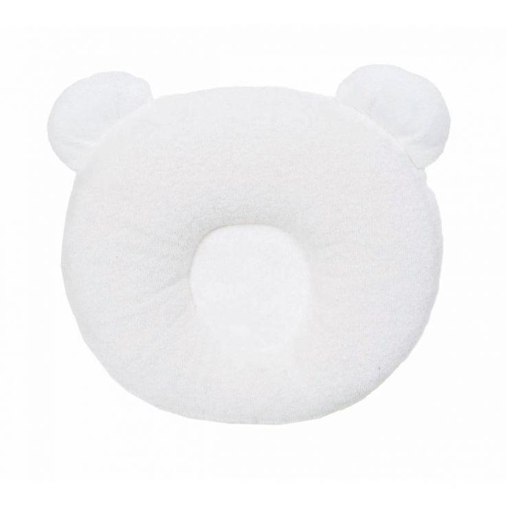 Coussin anti-tête plate P'tit panda : Candide - Berceau Magique