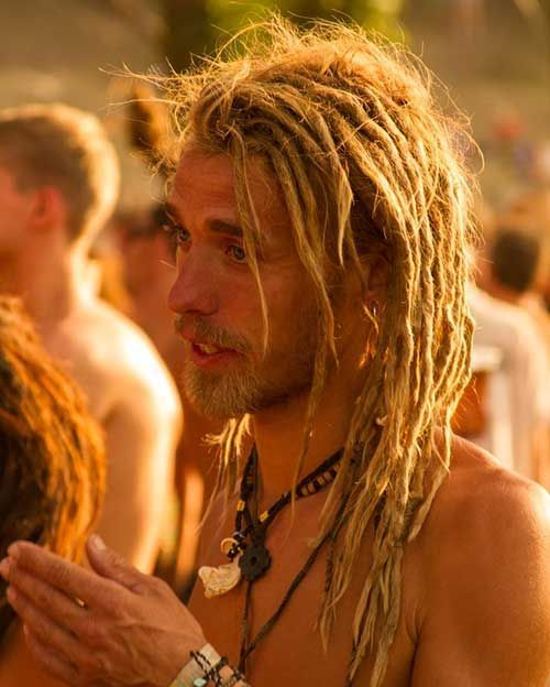 dreadlocks styles for white men - Google Search