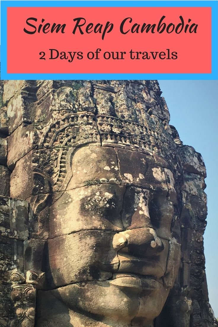 We spent a wonderful 2 days in Siem Reap Cambodia #cambodia, read about our experiences #travel and the many temples #temples we visited at #siemreap  http://www.thoughtsinthebreeze.com/2017/05/22/cambodia/