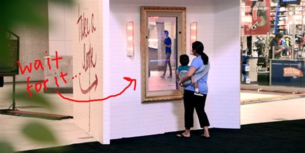 These Women Had No Idea What Was Waiting For Them In This Austin Mall. When You See What Happens, You'll Be Blown Away.