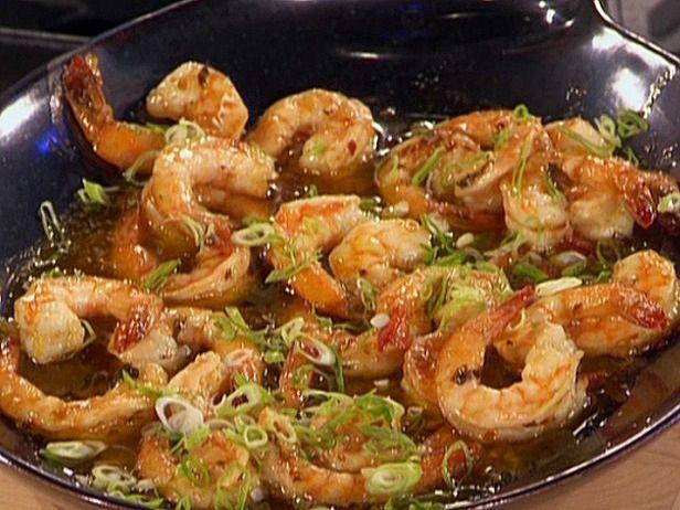 Amazing Sloshed Shrimp Recipe : Guy Fieri : Recipes : Food Network photo #Shrimp #Recipes