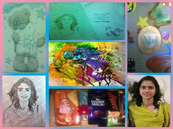 Niveditha birthday
