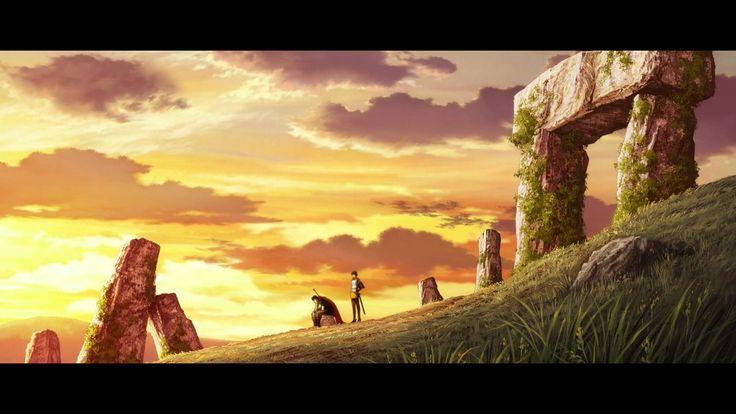 BERSERK Movie 1st English Dub Trailer  (Berserk Golden Age Trilogy Part ...