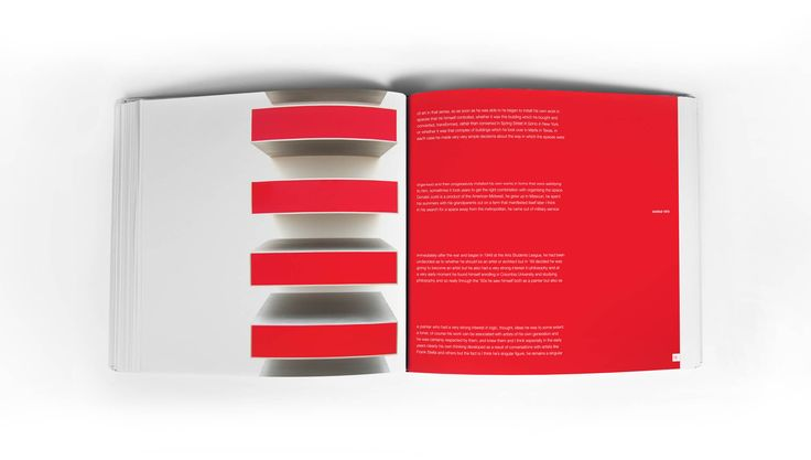 Donald Judd 'Untitled' Editorial. Art. Minimalism. Colour. Colourist. Photography. Design. Layout. Typography. Designed by White is Black.