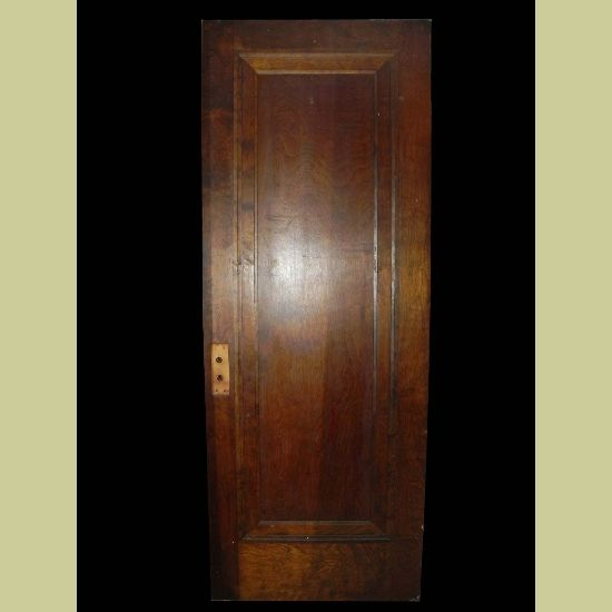Vintage One Panel Miracle Door In Birch We Have 2 Of These
