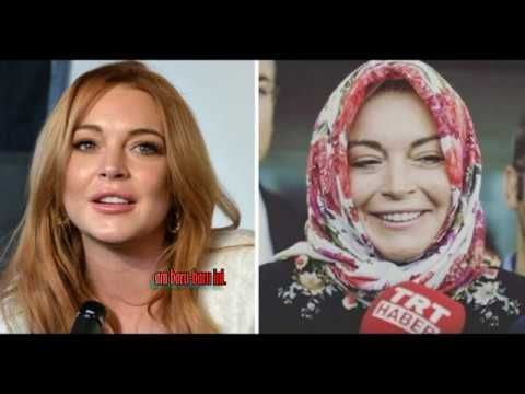 linsay lohan belajar islam? ini comntar ibunya