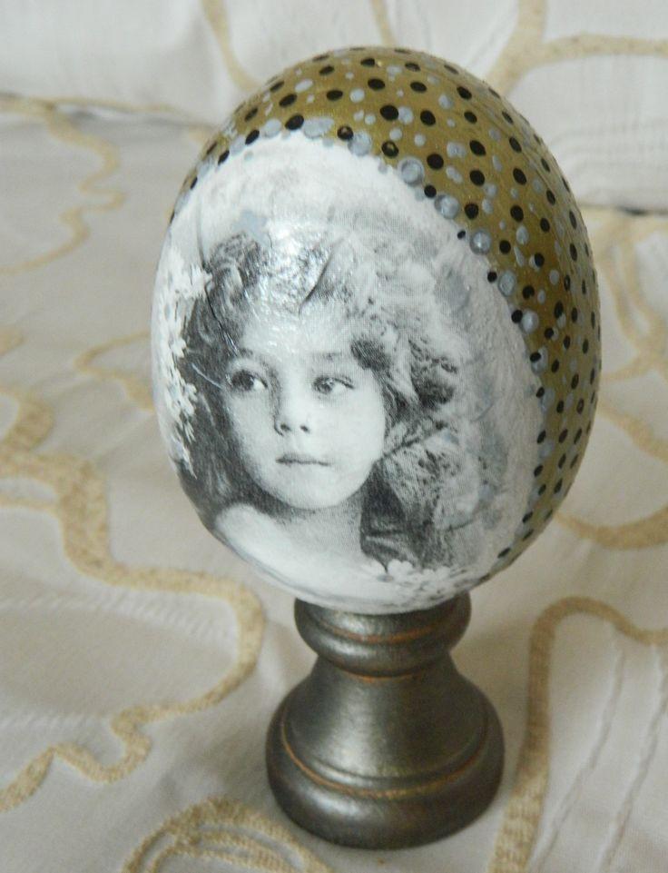 oua paste 2107 - portret vintage