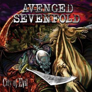 city of evil- avenged sevenfold.