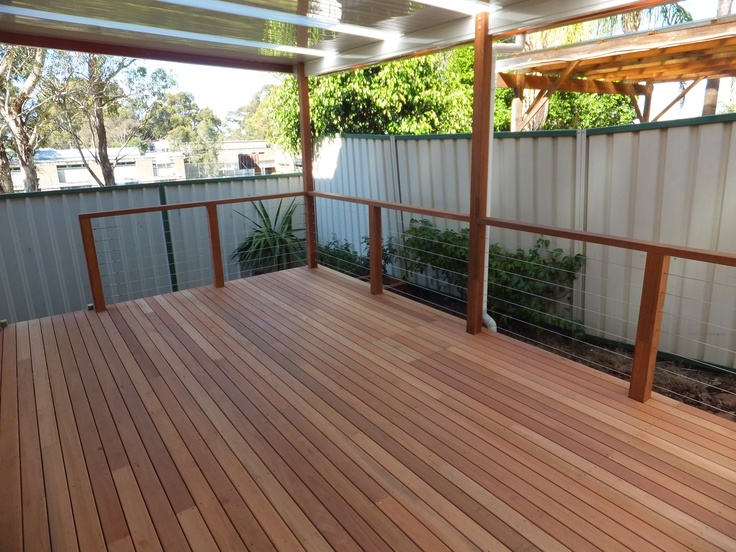 Sam's Decks and Pergolas guarantee you the quality and professional standards of timber decking and pergolas (and many other outdoor home improvements) that you deserve and expect.