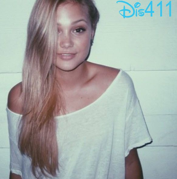 Olivia Holt Is So Happy To Have 1 Million Twitter Followers September 15, 2014