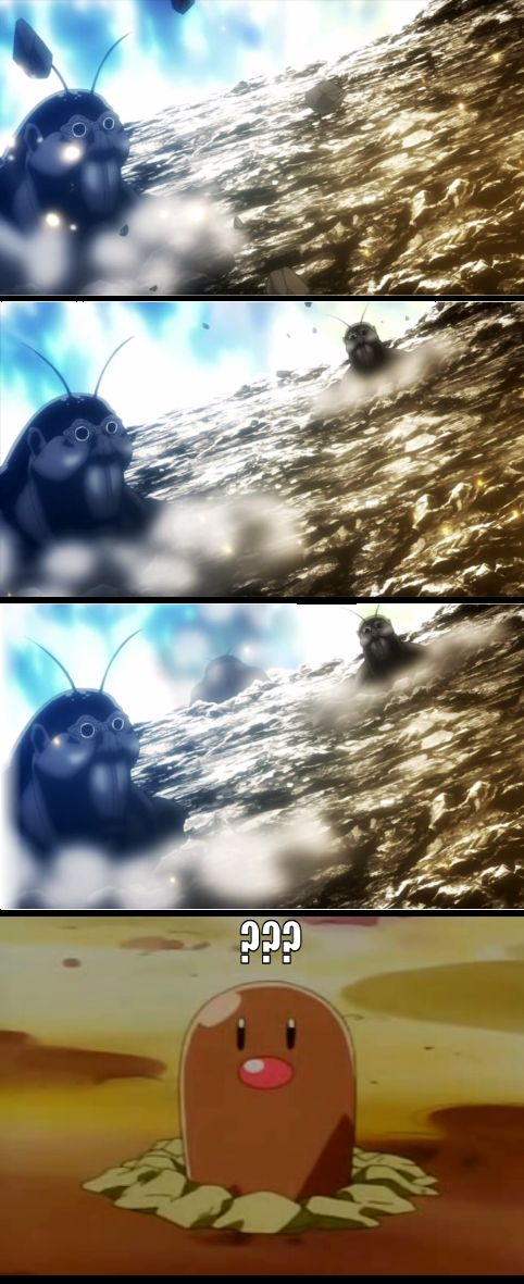 Terra Formars. Grand Entrance...or is it?