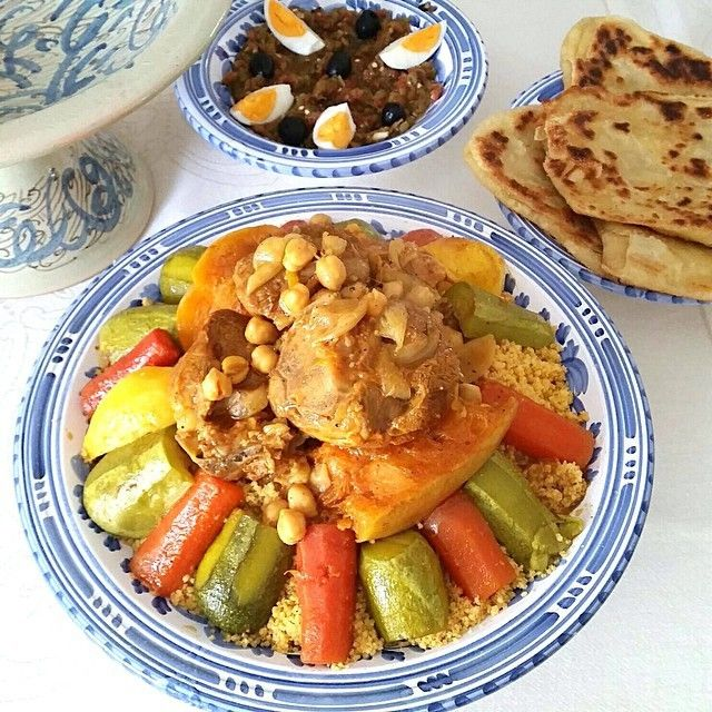 Les 154 meilleures images du tableau tajine sur pinterest for Notre cuisine algerienne
