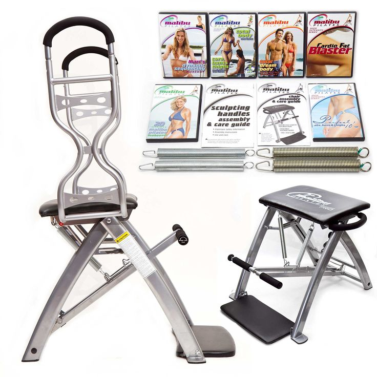 Pilates Chair For Sale: Accelerated Results Package