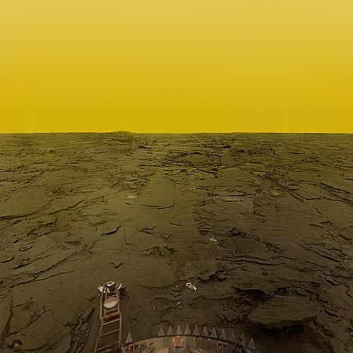 Surface of Venus | I Love | Pinterest