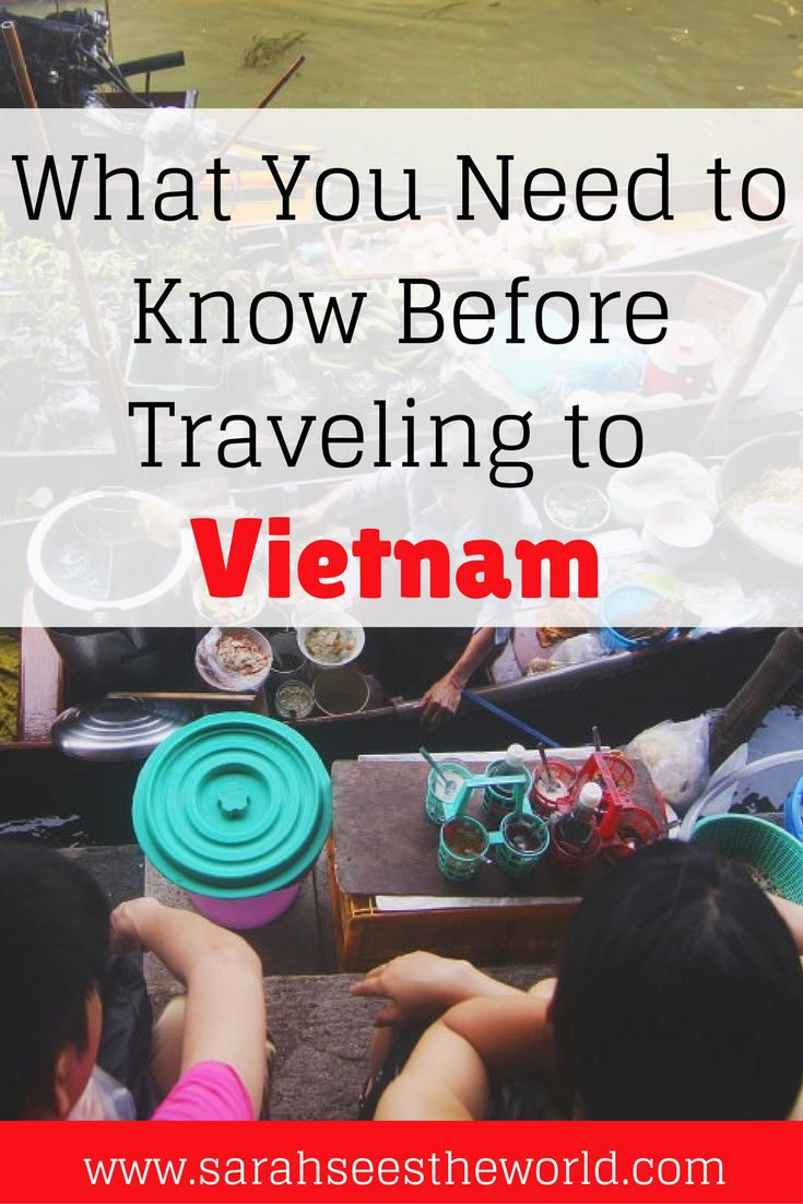 If you're planning a trip to Vietnam, there are some things you need to know before you go. Check out the three things you need in order to travel there and how to get them. This is something you will definitely want to save to your travel board.