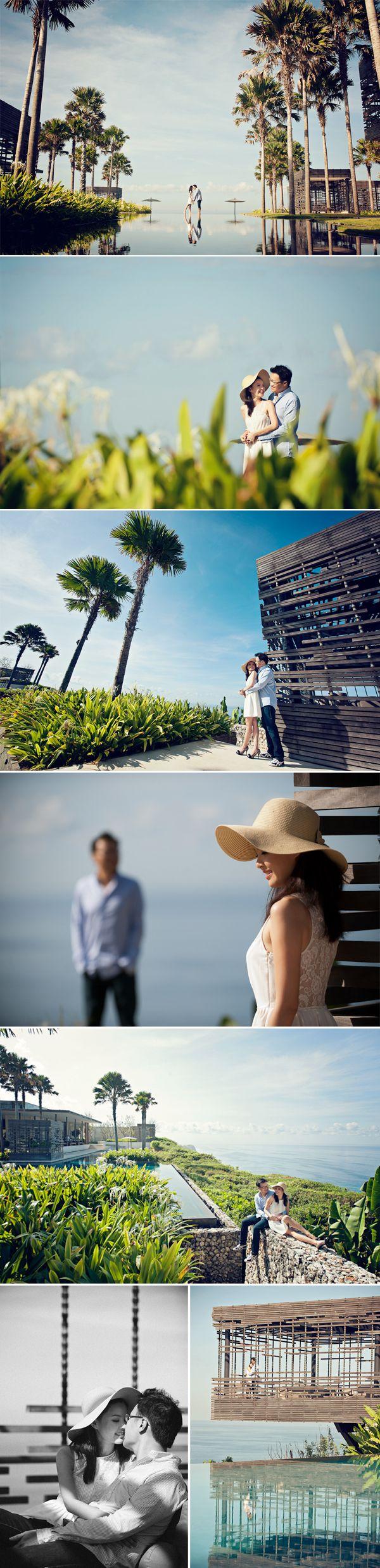 Bali Pre-Wedding Session from Daren Chong - Praise Wedding