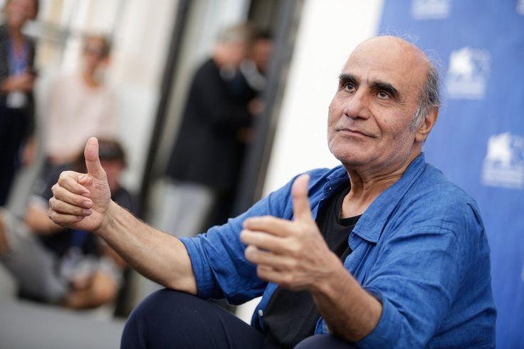 (1) Biennale di Venezia (@la_Biennale)   Jaeger-LeCoultre Glory to the Filmaker Award  AMIR NADERI