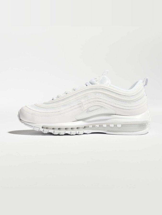 Nike Air Max 97 Sneakers WhiteWhitePure Platinum i 2020