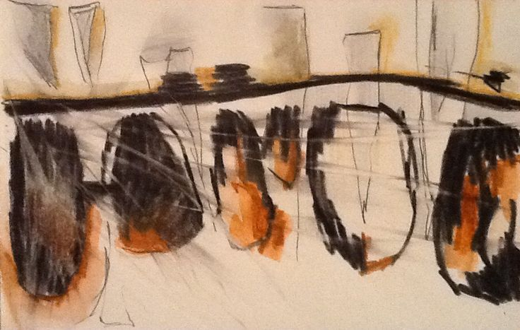Jacqueline Aust - Drawing
