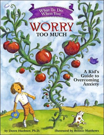 I think I need this book for me!: Books, Dawn Huebner, For Kids, Guide To, Schools Counseling, Children, Overcoming Anxiety, Worry, Kids Guide