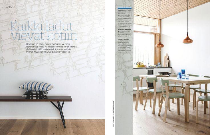 Deko's print magazine 7/14 out now!