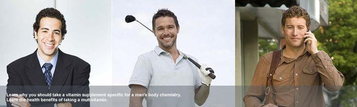 Antioxidants for Men | MultiVitamin For Men Review: Energy Vitamins, Multi Vitamins