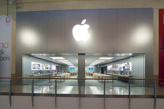Apple Store - St David's 2, Cardiff   #apple