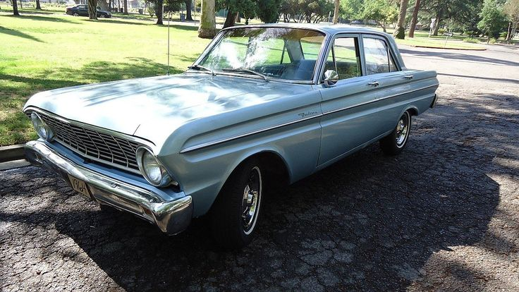 1964 Ford Falcon for sale near Atwater, California 95301 - Classics on Autotrader