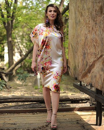 Enrapture   Flowing Dress   style   dress it up   lounging  