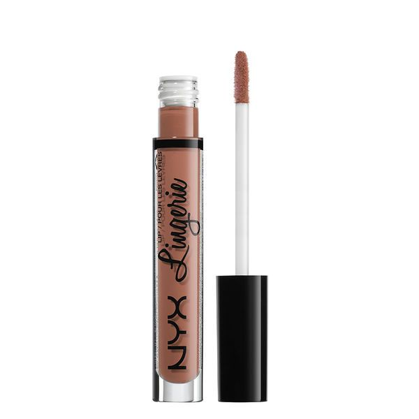 NYX Lip Lingerie I tried two shades and it looked horrible on me too pale-nude for my skin tone made me look dead